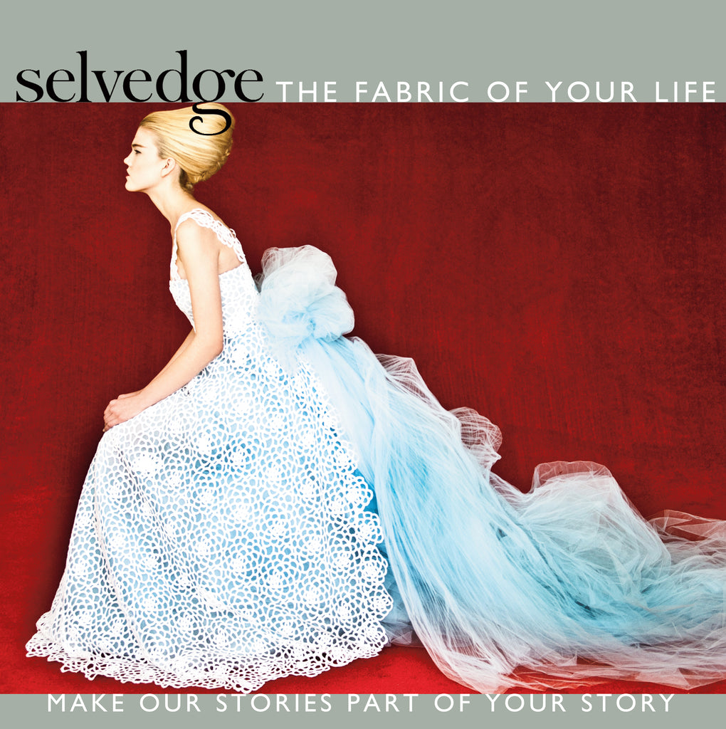 Issue 82 Lace - Selvedge Magazine