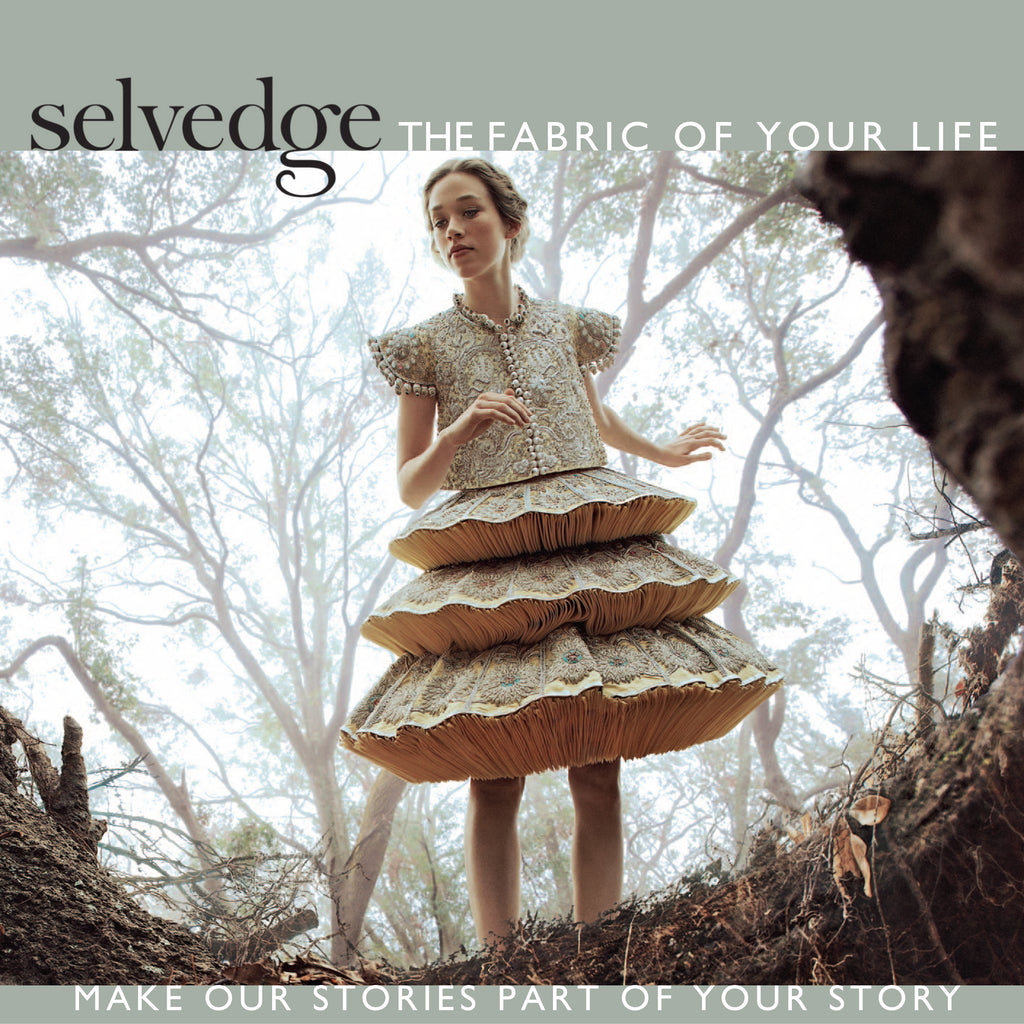 Issue 91 Luxe Pre-order - Selvedge Magazine