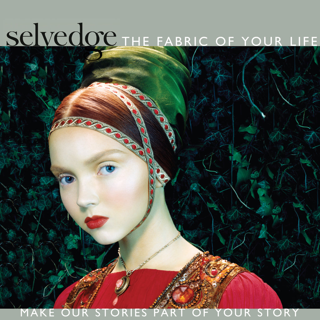 Issue 86 Renaissance - Selvedge Magazine