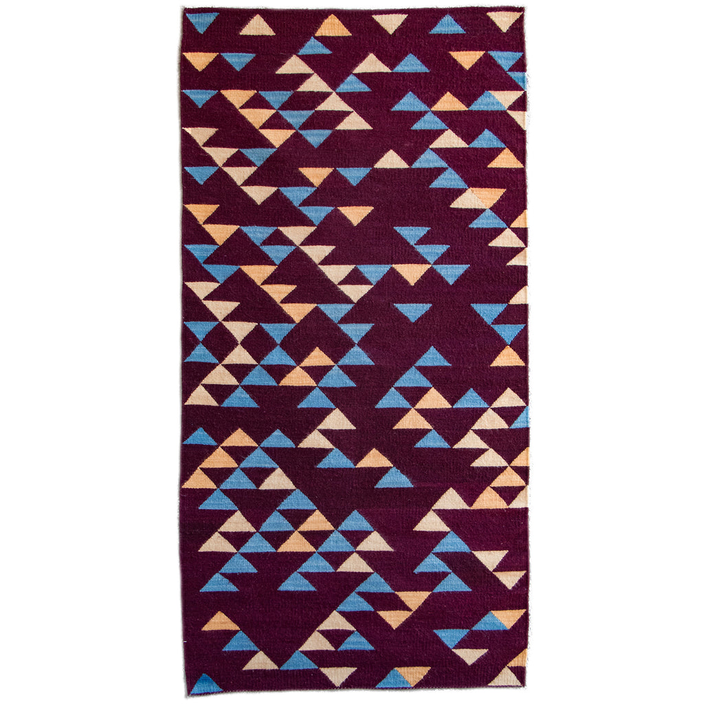 Journey Series CMT10/1 Rug / Wall Hanging by Porfirio Gutierrez (Mexico)