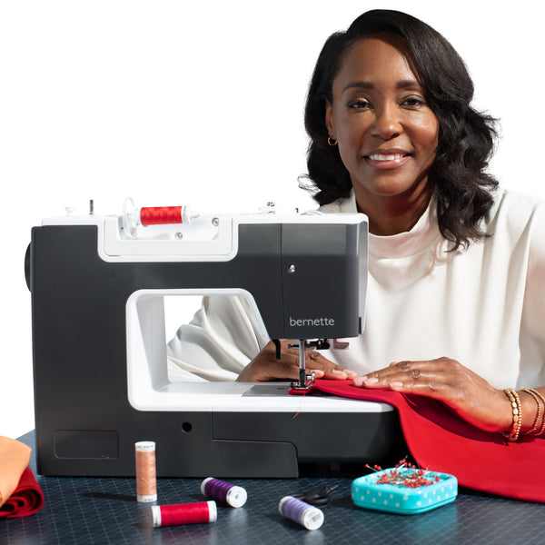 12 Days of Christmas 2019: Win a Bernette Sewing Machine