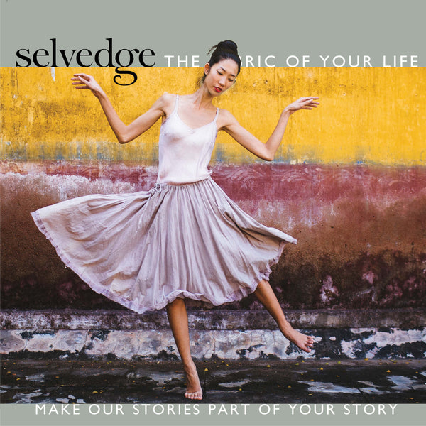Issue 76 Trade Winds - Selvedge Magazine