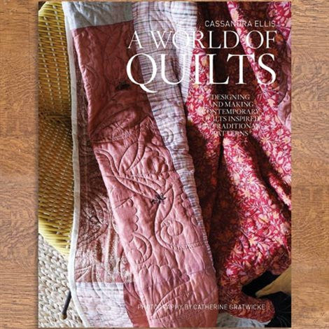 How to make a strippy quilt - Selvedge Magazine