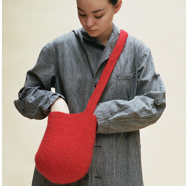 Cecilie Telle, Small Bucket Bag - Selvedge Magazine