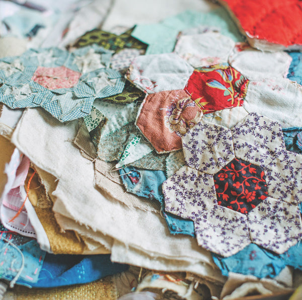 7 November 2020, Stitch Journal: Textile as a daily practice with Claire Wellesley-Smith