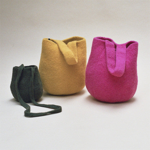 Cecilie Telle, Bucket Bags - Selvedge Magazine