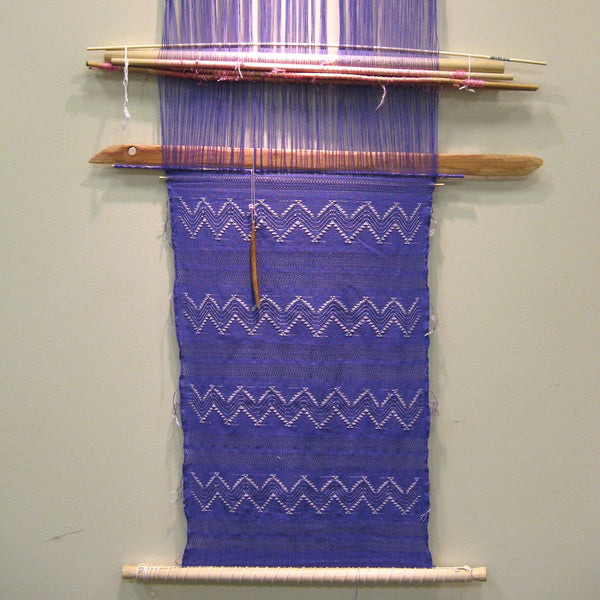 Saturday 24 & Sunday 25 April 2021, Backstrap Weaving with Concepcion Tharin
