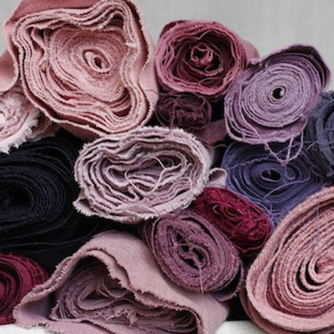 Selvedge Talks to Polly Lyster of Dyeworks, November 2016