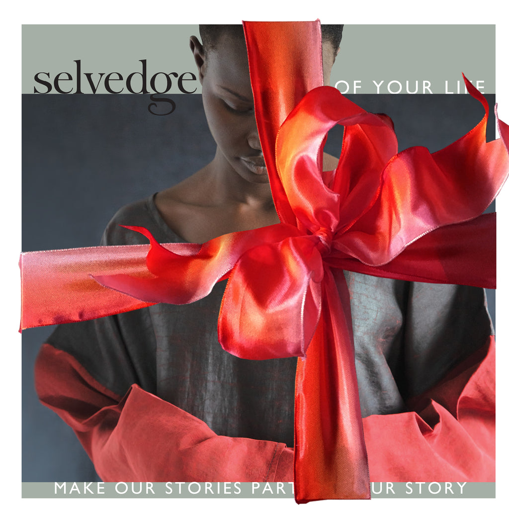Gift Subscription Renewal - Selvedge Magazine