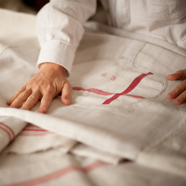 20 June 2020, Upcycling and Draping with Christine Mayer - Selvedge Magazine