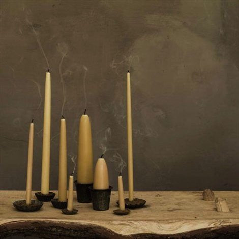 Folk at Home, Candles - Selvedge Magazine - 1