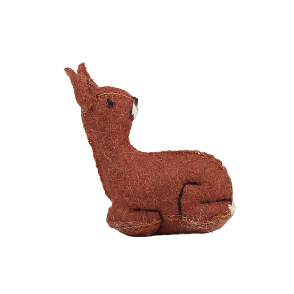 Glückskäfer, Felt Animals - Selvedge Magazine