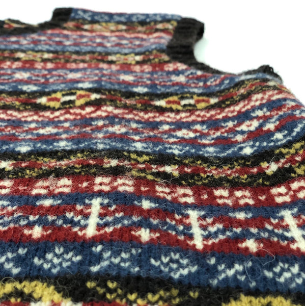 5 September 2020, 9-11am BST, Fair Isle Knitting, Virtual Workshop with Mati Ventrillon (Scotland)