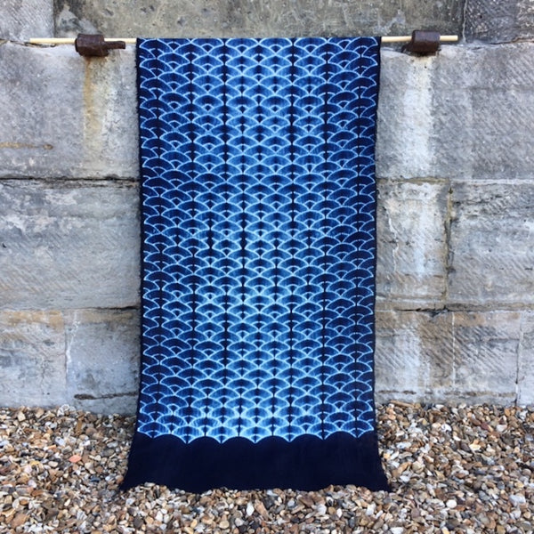4 July 2020, Shibori and Indigo Dyeing with Alex Hagen