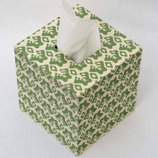 Yateley Papers, Tissue Box