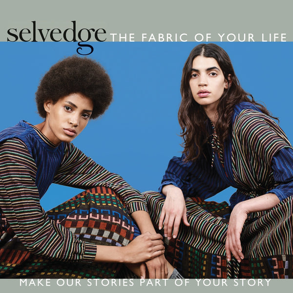 Issue 84 Surface - Selvedge Magazine