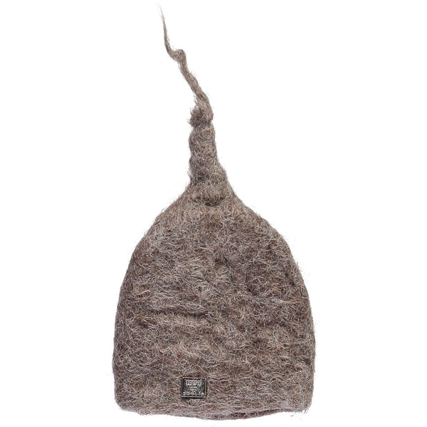 Hut Up, Felt Bell Jar Egg Cosy - Selvedge Magazine