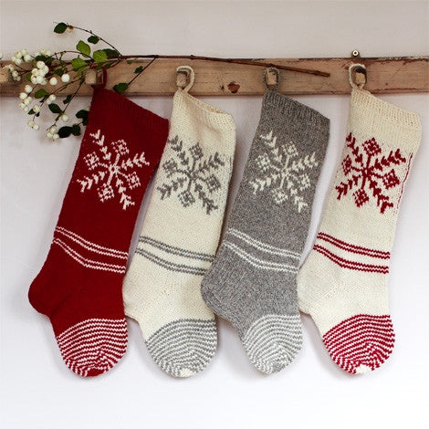 Christmas Stockings - Selvedge Magazine