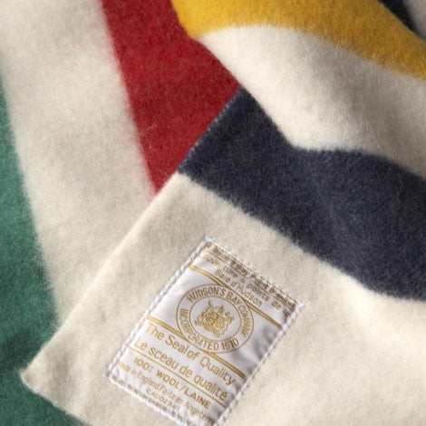 The Hudson Bay Company, Blankets