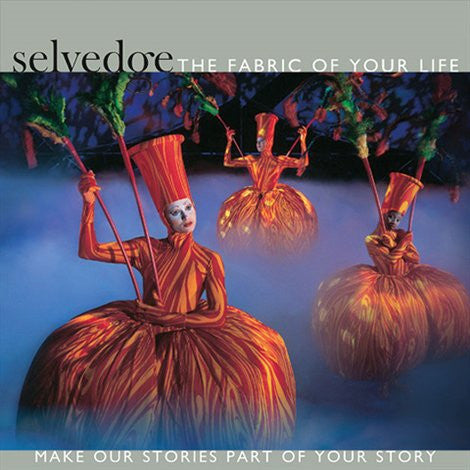 Issue 04 Celebrate - Selvedge Magazine