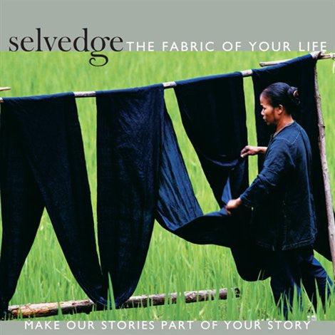 Issue 11 Vivid - Selvedge Magazine