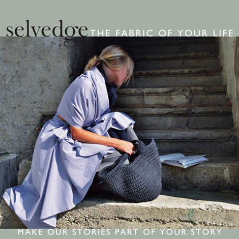 Issue 18 Island - Selvedge Magazine