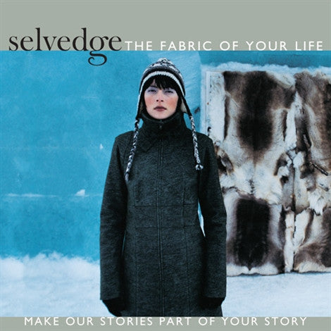 Issue 20 Scandinavia - Selvedge Magazine