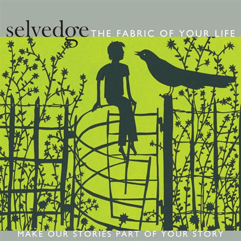 Issue 22 Paper - Selvedge Magazine