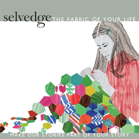 Issue 33 Quilt - Selvedge Magazine - 1