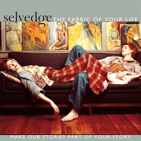 Issue 36 Roving - Selvedge Magazine