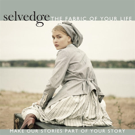 Issue 41 Coastal (digital only) - Selvedge Magazine
