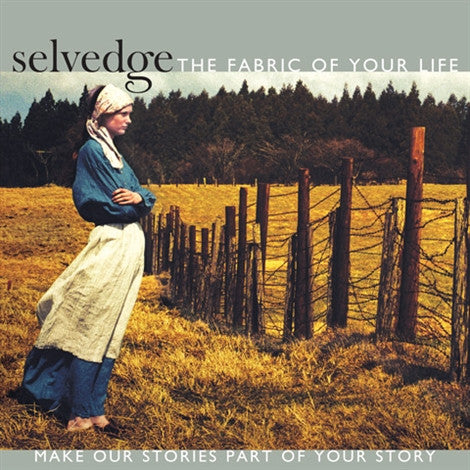 Issue 42 Intrigue - Selvedge Magazine