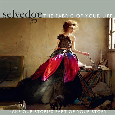 Issue 52 Botanical - Selvedge Magazine