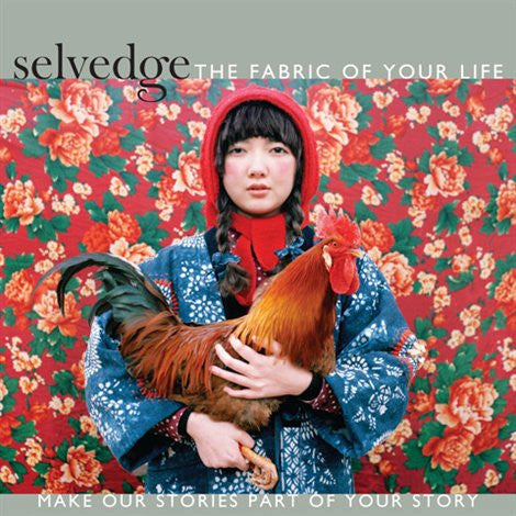 Issue 54 Revive - Selvedge Magazine - 1