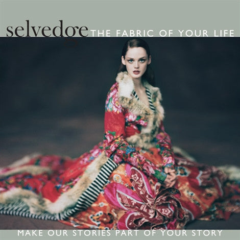 Issue 55 Treasure - Selvedge Magazine