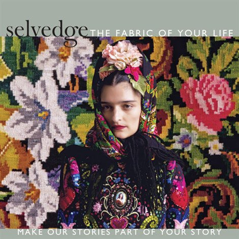 Issue 59 Folklore - Selvedge Magazine