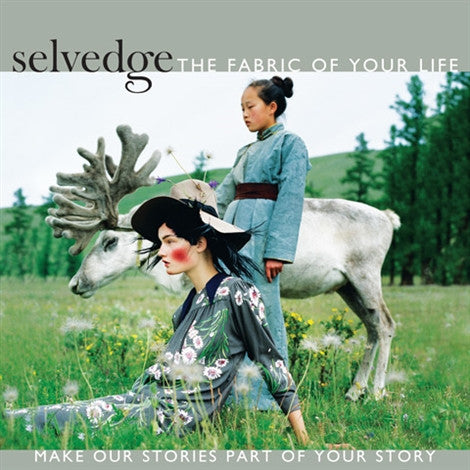 Issue 67 Migration - Selvedge Magazine - 1
