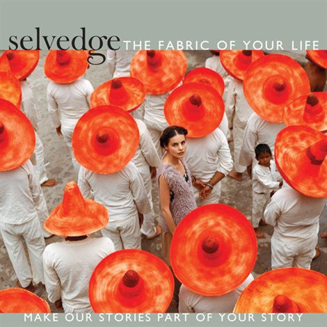 Issue 68 Carnival - Selvedge Magazine