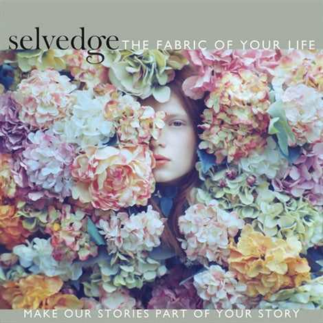 Issue 70 Delicate (digital only) - Selvedge Magazine