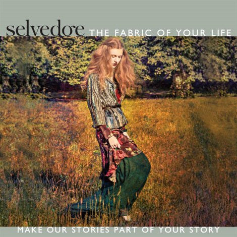 Issue 72 Green - Selvedge Magazine