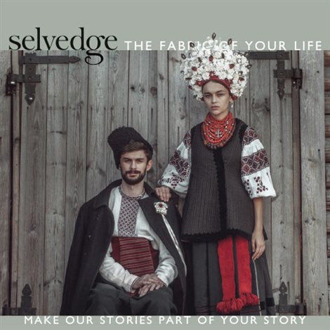 Issue 74 Wild - Selvedge Magazine