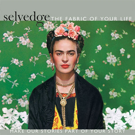 Issue 06 Blossom - Selvedge Magazine