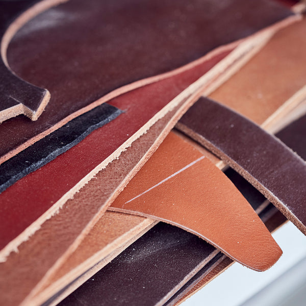 24-31 August 2019, Carla and Jeremy Bonner, Bag of Tricks, Contemporary Leatherwork - Selvedge Magazine