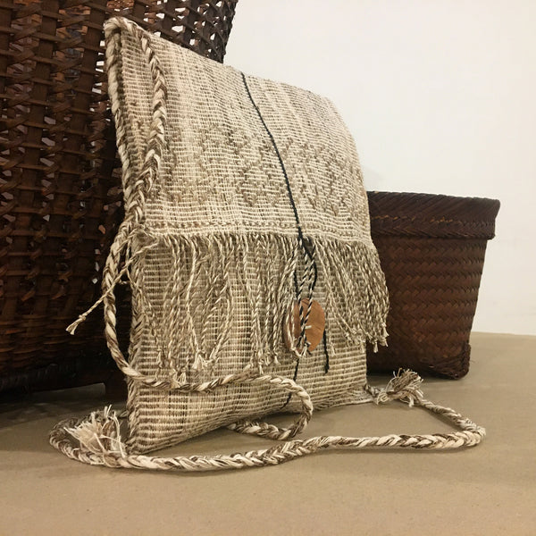 Thebvo Sling Bag by Leshemi Origins | ARTISANS' Gallery (INDIA)