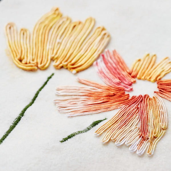 6 June 2020, Mixed-Media Floral Embellishment Workshop with Lora Avedian
