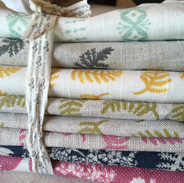 5 September 2020, 12-2pm BST, Screen Printing with Natural Dyes, Virtual Workshop with Nicola Cliffe (England)