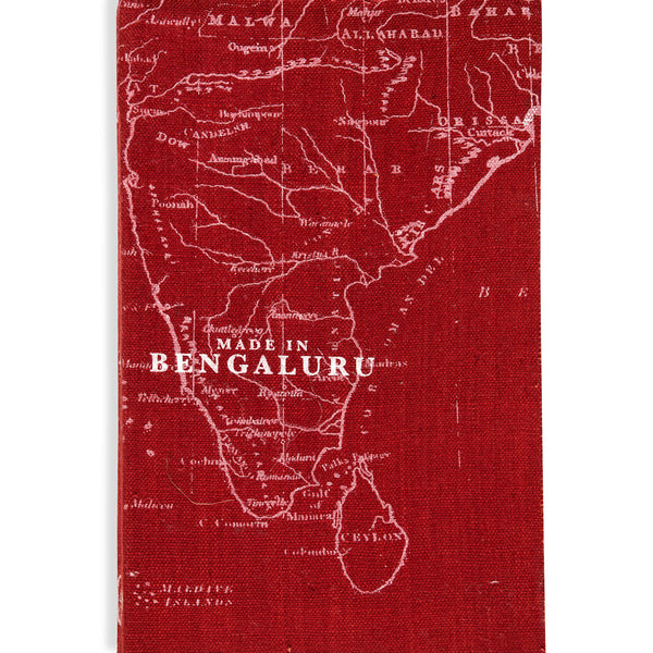 Love Travel Guides, Made in Bengaluru