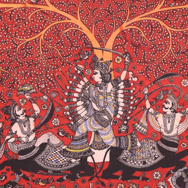 Mahishasura by Kirit Chitara (INDIA)