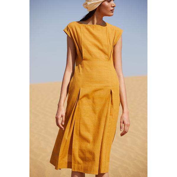 Maloney dress by The Summer House (INDIA)