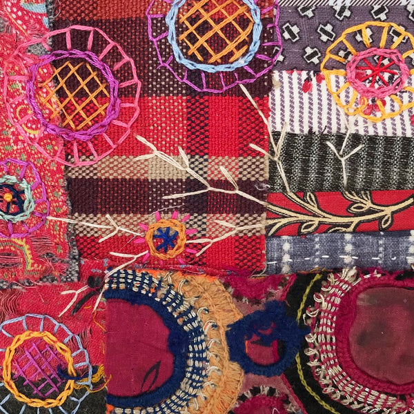 8-15 August 2020, Mandy Pattullo, Recycle, Repair and Reconsider - Selvedge Magazine